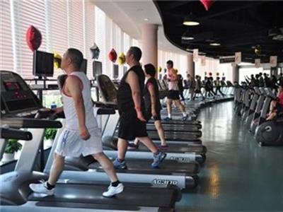 健身房腿部及臀部训练计划
