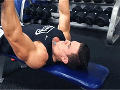胸肌强化训练计划