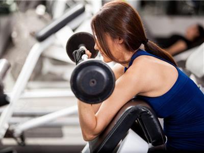 专业健身爱好者周锻炼计划