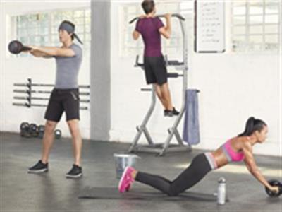为期半年的一周健身计划表详解