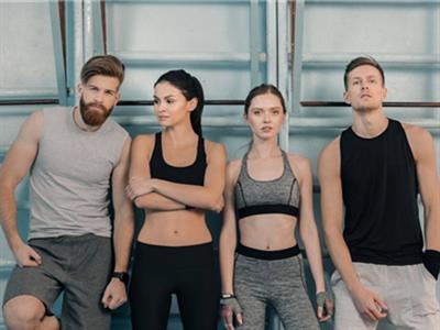 练五休一进阶循环健身计划
