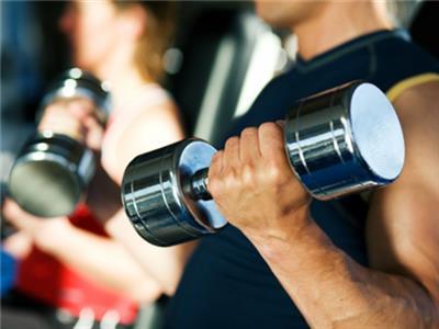健身达人高强度哑铃健身计划