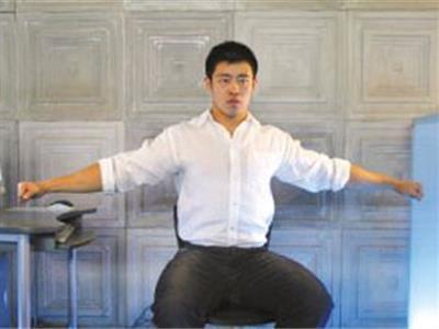 瘦腹减肥锻炼方案