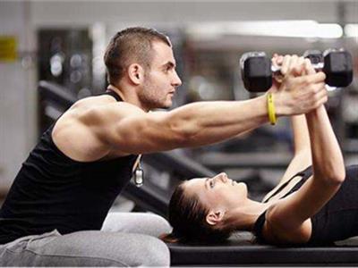 健身教练常用的健身训练安排