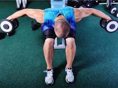 健身房器械健身计划锻炼动作