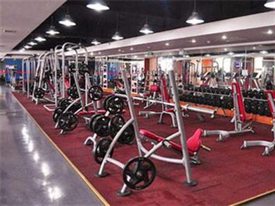 健身房一周三练锻炼计划