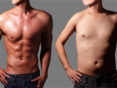 男人健身减肥计划一周安排