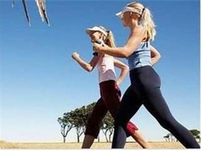 步行减肥瘦身锻炼方法
