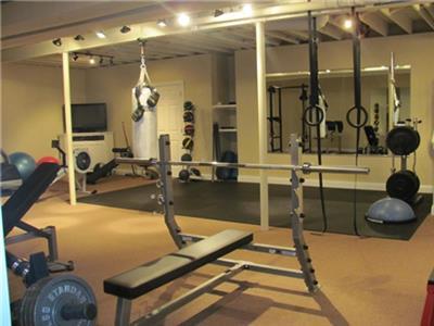 健身房五天循环锻炼计划