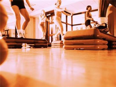 十二周有氧健身锻炼安排