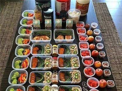 学生及上班族增肌减脂饮食搭配方案