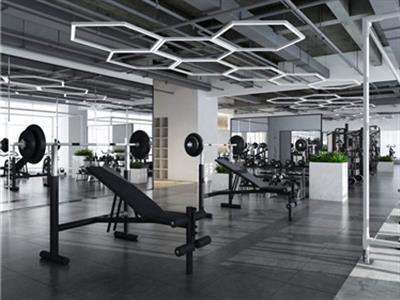 健身房增肌塑形健身方案