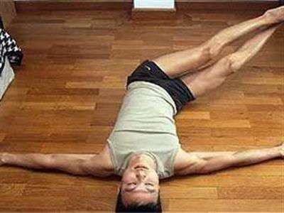 男性家庭健身饮食及训练计划