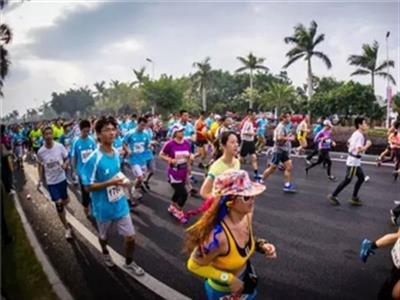 马拉松赛前训练建议及安排
