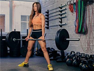 杠铃力量训练健身计划