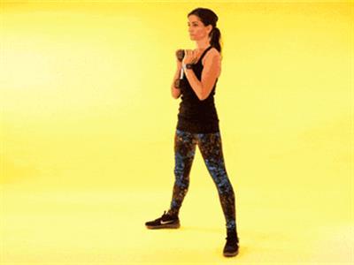 一周三练增肌健身计划