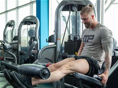 健身房腿部训练计划简化版