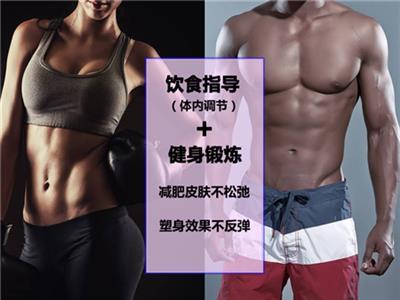 健身服务私人减肥健身指导的封面图