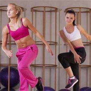拉丁健身操