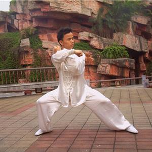 学习陈氏太极拳需要注意颈项状态