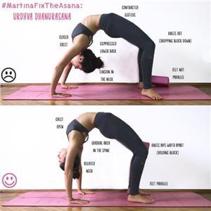 容易做错的瑜伽体式大全