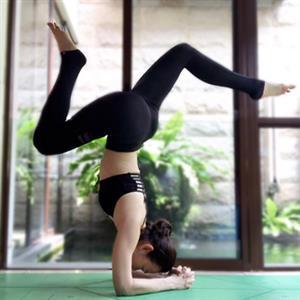 瑜伽瘦腿锻炼方法
