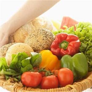 健身知识图片:健身的人须知的饮食搭配原则