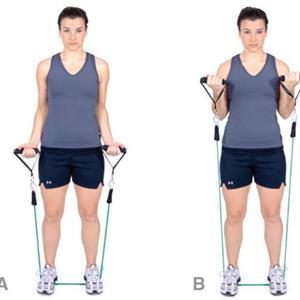 手臂肌肉锻炼方法