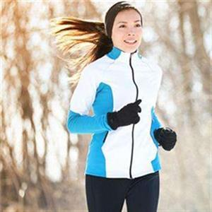 冬季健身穿衣误区