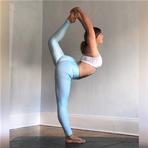 可以改善形体的瑜伽体式分享