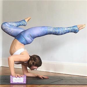女性瘦身瑜伽体式详解