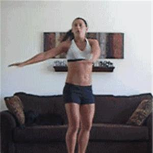 一套完整的无器械腹肌锻炼动作
