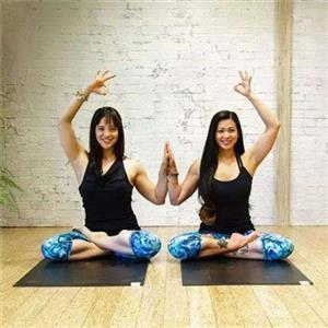 六组适合在家锻炼的减肥瑜伽