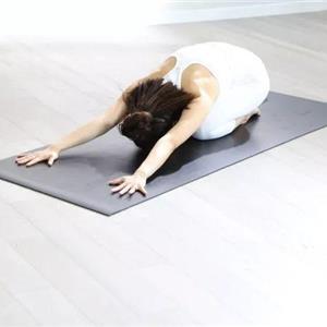 三个放松身体的瑜伽体式
