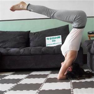 适合有瑜伽基础的人锻炼的减肥动作