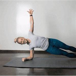 八分钟徒手增肌减脂组合健身动作