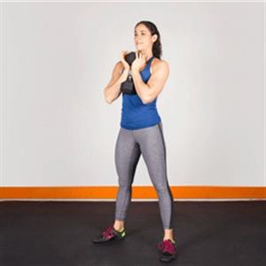 健身新手必练的十个动作