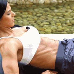 瘦小腹锻炼动作