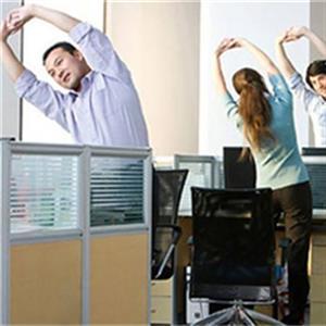上班族利用间歇时间锻炼的方法