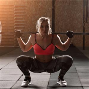五大基础健身动作